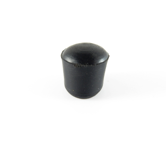 Round Cap - 12.7mm x 15mmH-Rubber Caps-Round Shaped Cap | Rubber Shop