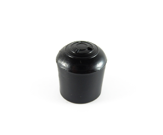 Round Cap - 15.88mm x 22mmH-Rubber Caps-Round Shaped Cap | Rubber Shop