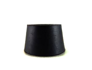 Rubber Pad - 25mm x 15mmH-Rubber Bumpers-Rubber Pad | Rubber Shop