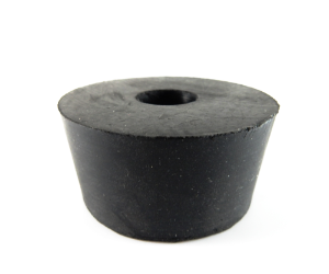 Rubber Pad - 50mm x 26mmH-Rubber Bumpers-Rubber Pad | Rubber Shop
