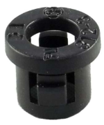 Snap Grommet - 7.6mm x 8.3mmh-Cable Grommets-Snap Grommet | Rubber Shop