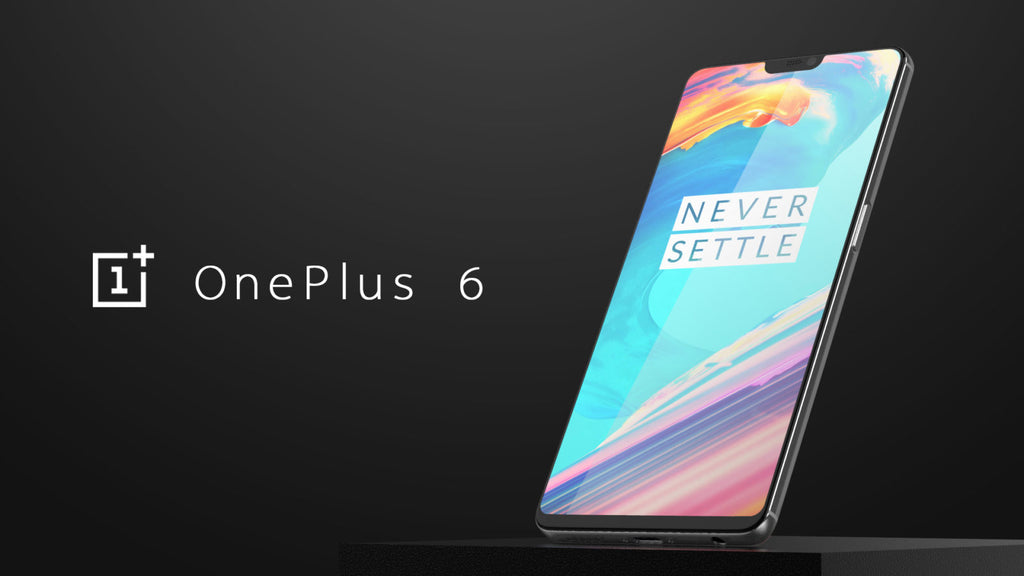 Oneplus 6 | High-Performance Cell Phone 8GB RAM 256GB ROM