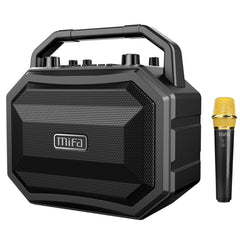 Mifa M520 Bluetooth Speaker with Wireless Microphone