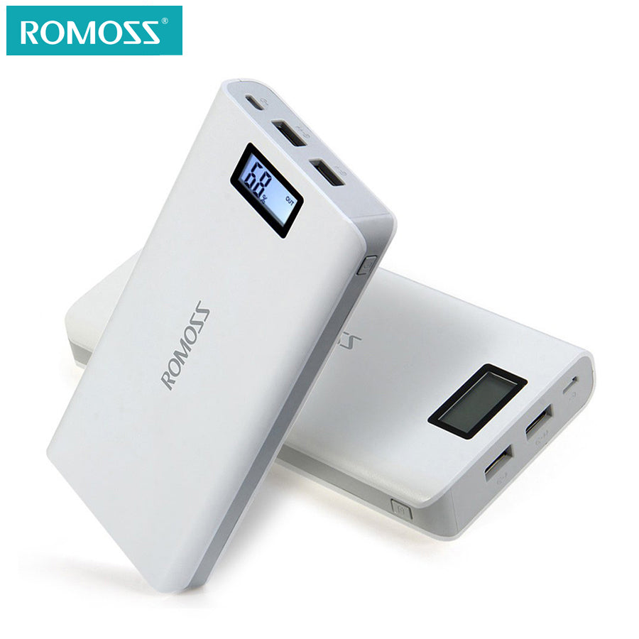 20000 Mah Romoss Power Bank