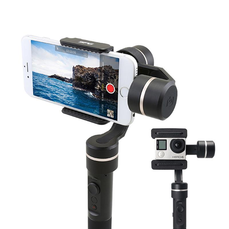 Feiyu SPG 3-Axis Handheld Smartphone and Action Camera Gimbal