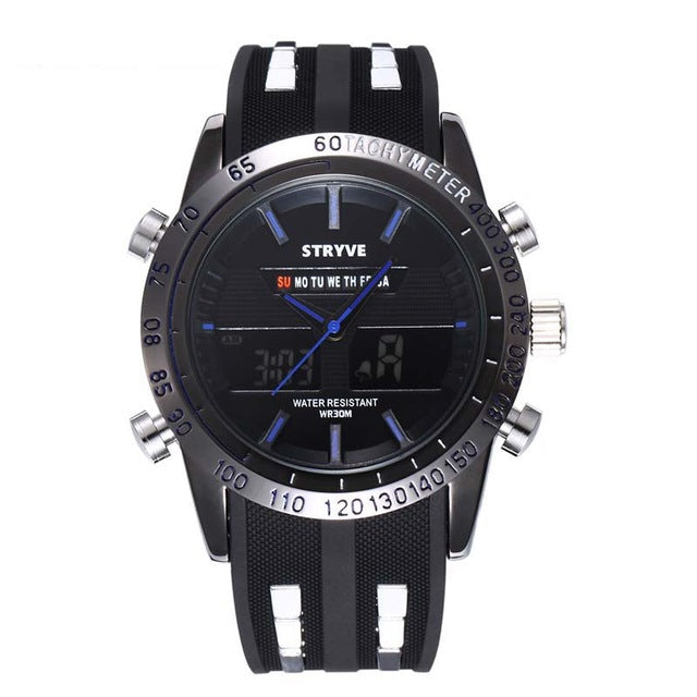 STRYVE Multi-Function Electronic Watch
