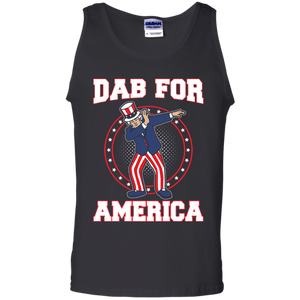 fd4870a6b Amazing shirt Dab For America Shirt G220 Tank Top