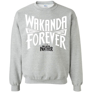 1213a2e51c90 Amazing Get Now Marvel Black Panther Wakanda Forever Inward Text T-shirt