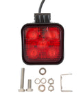 Faro LED Vehicular Rojo