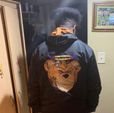 Black BGC🐻 Windbreaker/Fall Jacket