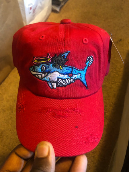 Baby Shark Hats (Kids)