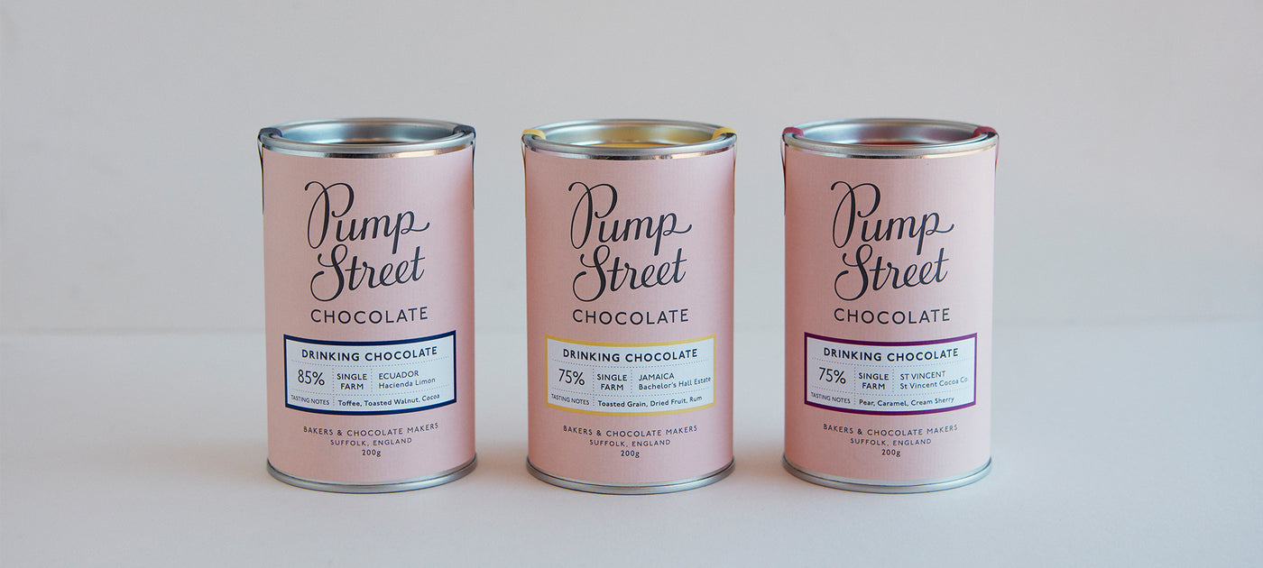 Pump Street Chocolate Bakers And Chocolate Makers
