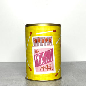 The Perfect Match Candle