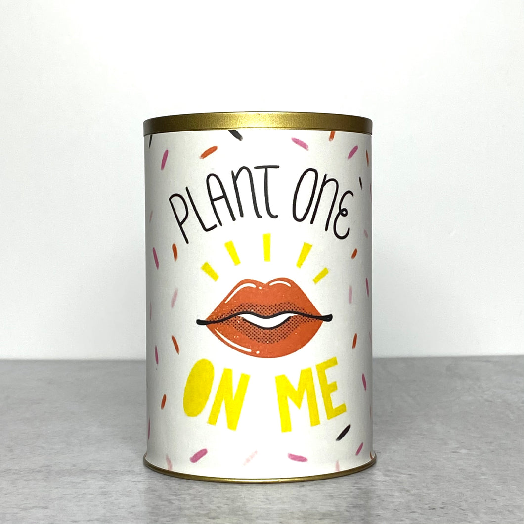 Plant One On Me Candle