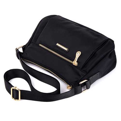 Women Nylon Casual Durable Crossbody Bags Waterproof Shoulder Bags