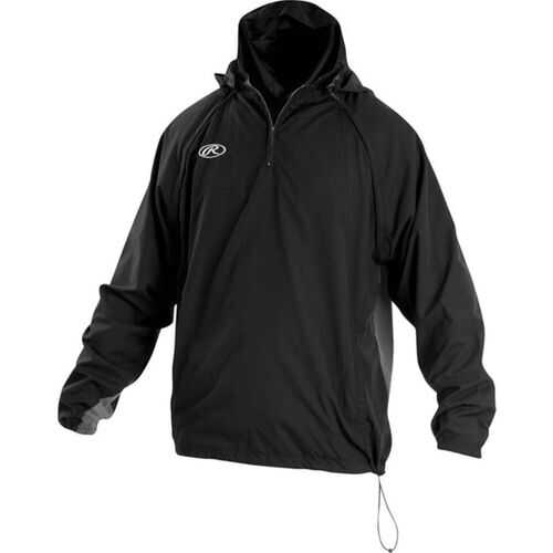 Rawlings Adult Triple Threat Jacket Black Small