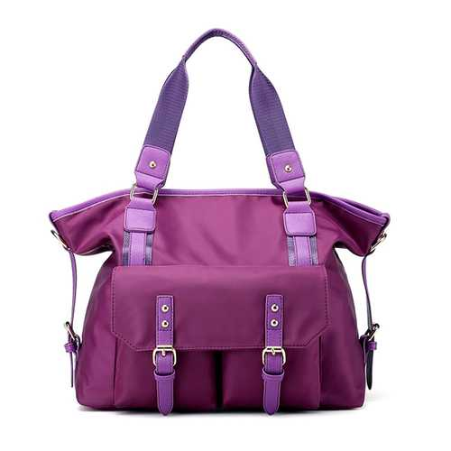 Women Nylon Crossbody Bag Waterproof Casual Handbag