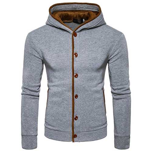 Mens Winter Fashion Casual Hoodies
