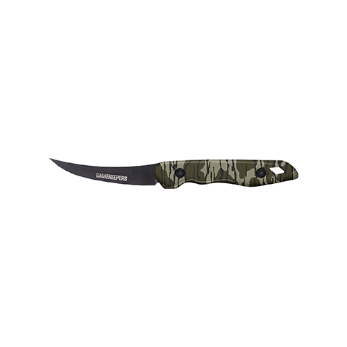 Gamekeeper Boning Knife Mossy Oak Bottomland