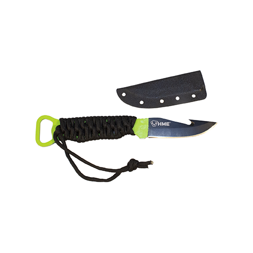 HME AP Knife Fixed Blade w/Gut Hook