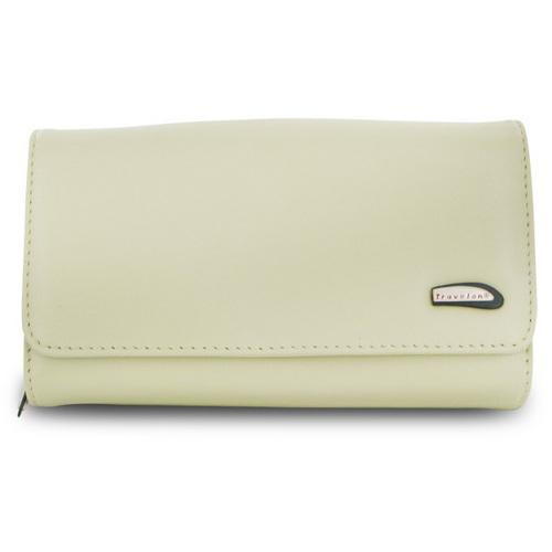 Travelon Convertible Leather Purse - Cream