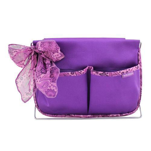 Jacki Design Summer Bliss Large Organizer, Purple