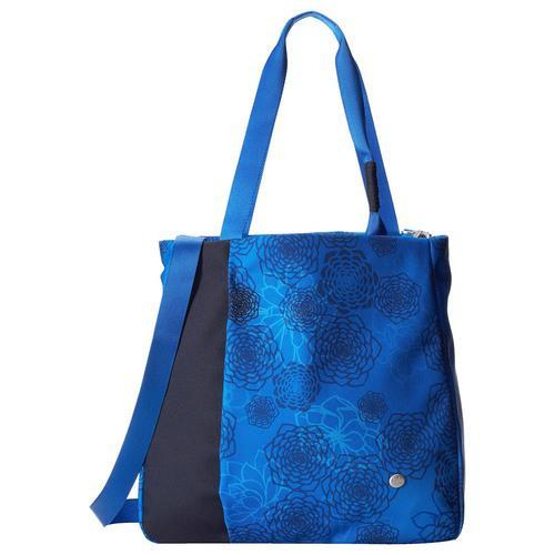 "Haiku Women""s Journey Eco Tote Bag, Tie Dye Midnight"