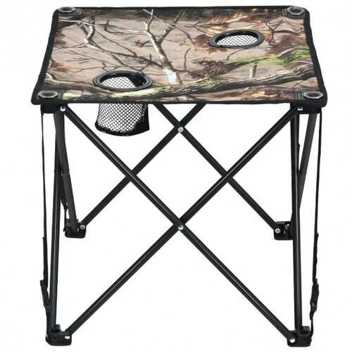 Folding Camping Table Outdoor Portable Heavy-Duty Hunting Table