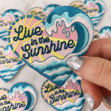 Live in the Sunshine Patch