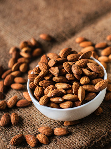almonds for your skin