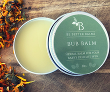 Load image into Gallery viewer, Bub Balm Herbal Balm for your baby's delicate skin