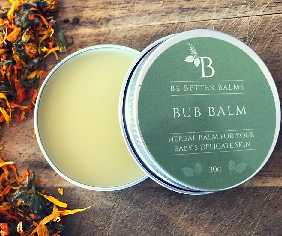 Bub Balm Herbal Balm for your baby's delicate skin