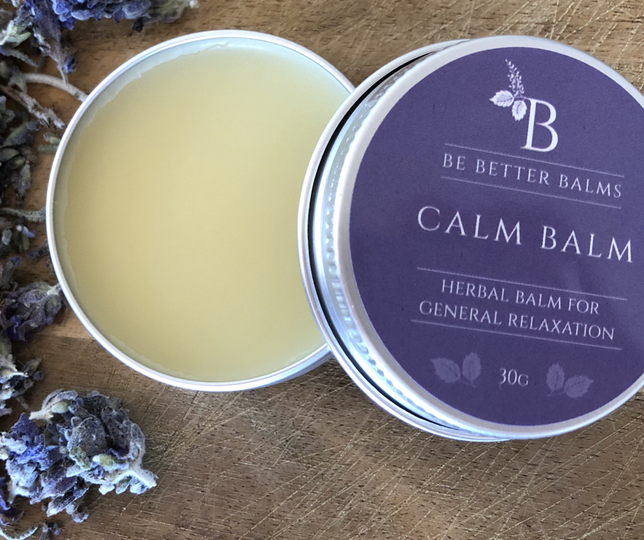 Calm Balm Herbal Balm for general relaxation