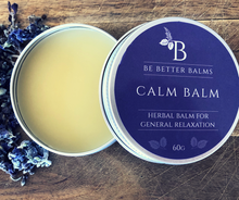Load image into Gallery viewer, Calm Balm Herbal Balm for general relaxation