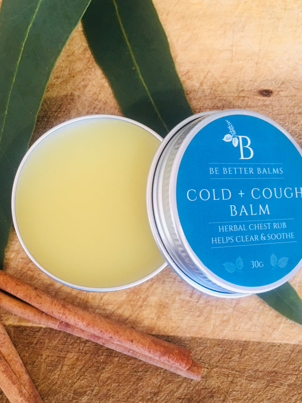 cold and cough natural remedy