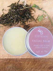 facial cream all natural