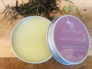 Facial Balm  Herbal blend to ultra-hydrate your face