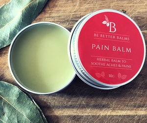 Pain Balm Herbal balm for aches & pains