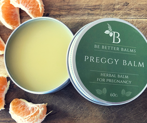 Preggy Balm Herbal Balm for pregnancy