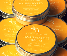 Load image into Gallery viewer, Rash+Sores Balm Herbal Balm for irritated skin