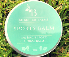 Load image into Gallery viewer, Sports Balm Pre & Post Sports Herbal Balm