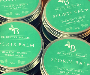 Sports Balm Pre & Post Sports Herbal Balm