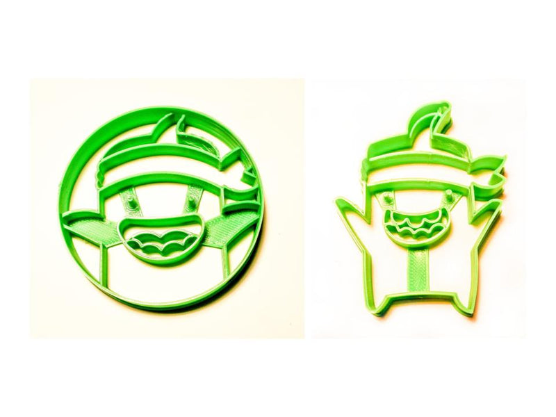Class Dojo Mojo Animated Classroom Character Set Of 2 Cookie Cutters USA PR1424
