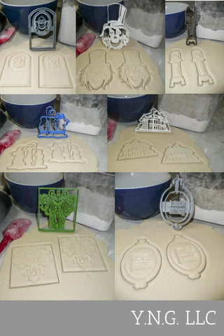 Tie Father's Day Cookie Cutter Cake Special Occasion 3D Print USA PR253