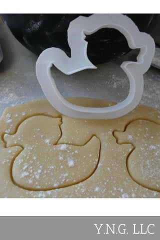 Elephant Head  Cookie Cutter Baking Tool Special Occasion Made In USA PR283