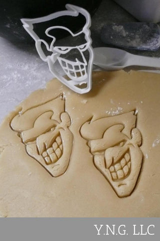 Batman Superhero DC Comics Character Special Occasion Cookie Cutter Baking Tool Made in USA PR466