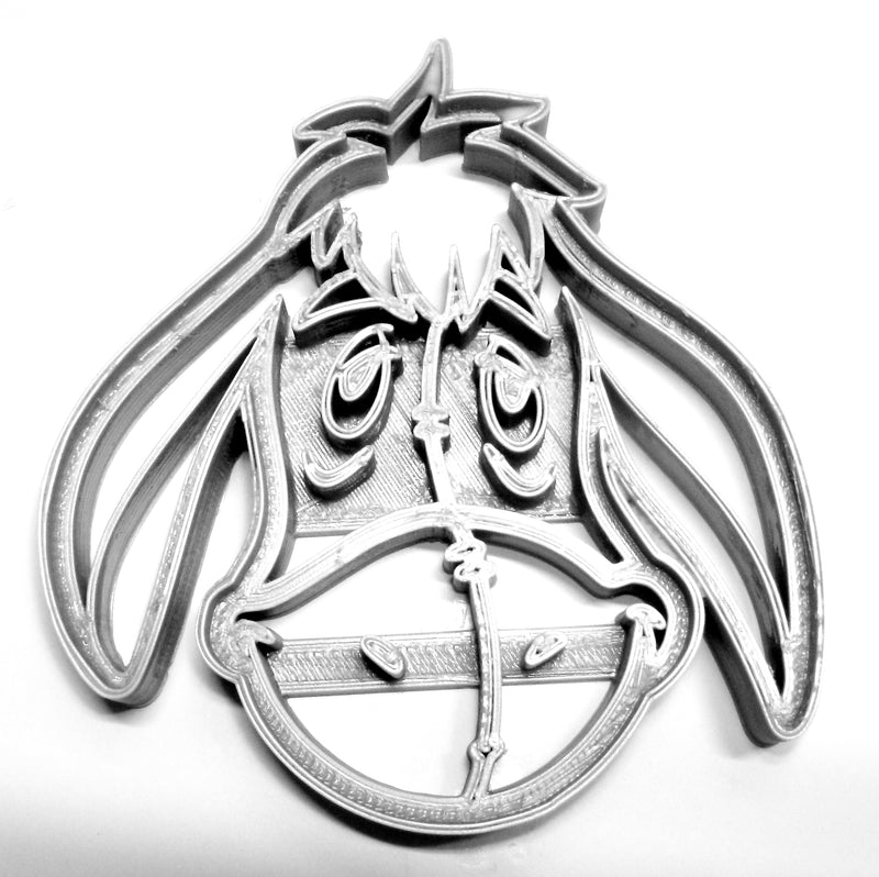 Eeyore Winnie the Pooh Book Cartoon Disney Character Special Occasion Cookie Cutter Baking Tool Made In The USA PR458