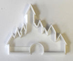 Cinderella Castle Disney World Land Resort Princess Special Occasion Cookie Cutter Baking Tool 3D Printed Made In USA PR513