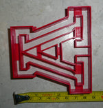 University Of Arizona Wildcats A Logo Sports Athletics Cookie Cutter USA PR2455