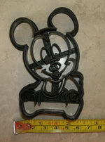 Baby Mickey Mouse Disney Character Special Occasion Cookie Cutter Baking Tool Made in USA PR760